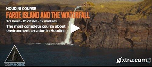 CGCircuit – The Faroe Islands in Houdini