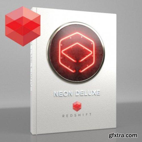 REDSHIFT NEON NEON DELUXE for C4D