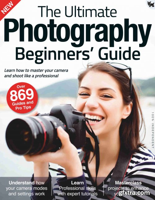The Ultimate Photography Beginner's Guide - 2021