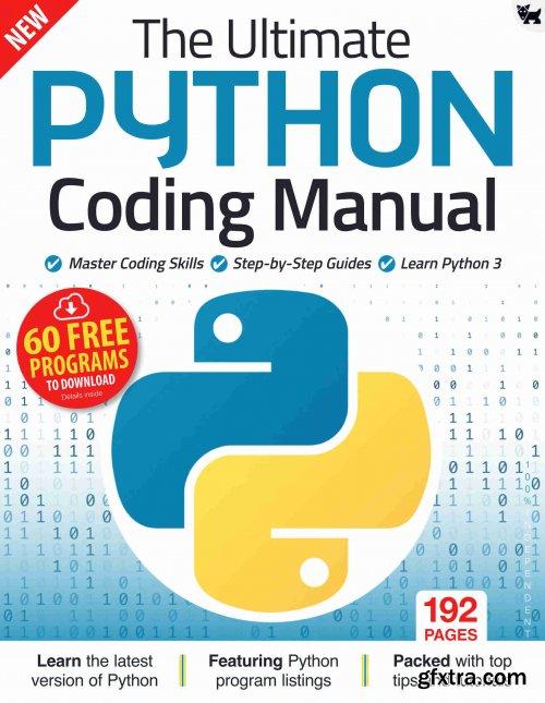 The Ultimate Python Coding Manual - 5th Edition, 2021 (True PDF)