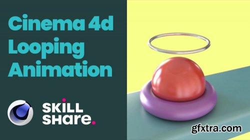 Cinema 4D - Easy Looping 3D Animation for Instagram