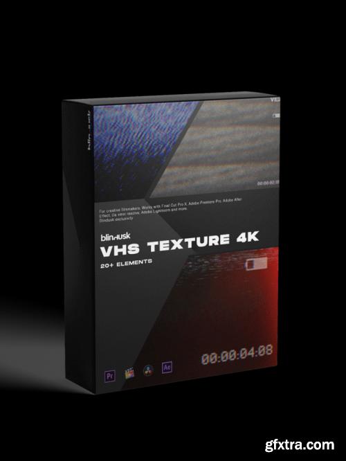 Blindusk - VHS EFFECT