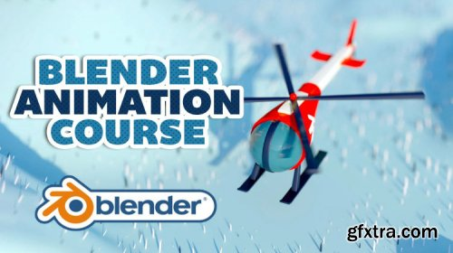 Create Your First Animation With Blender