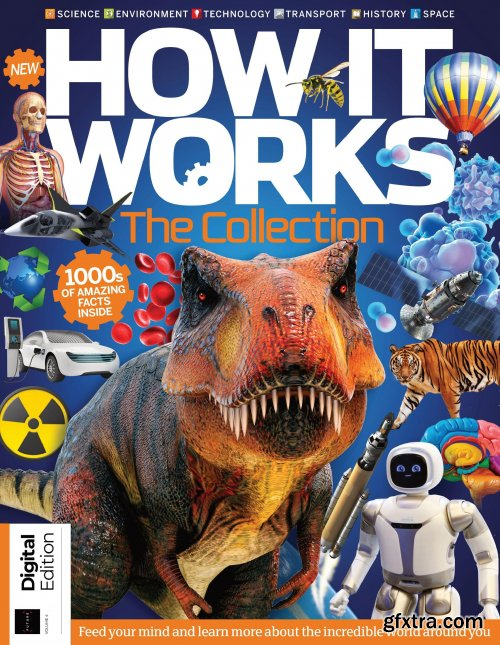 How It Works: The Collection – VOL 04, 2021