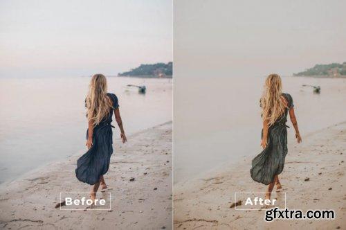 Blonde Color Photoshop Action