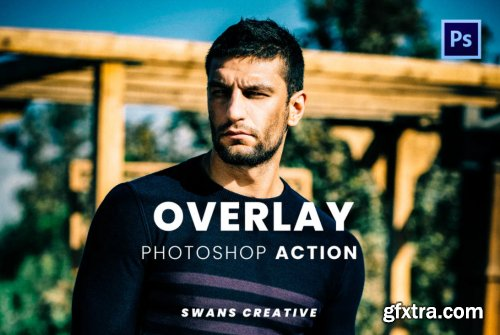 Overlay Photoshop Action