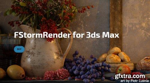 FStormRender for 3ds Max v1.4.3d