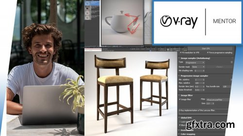 Introduction To V-Ray in 3ds Max : Official V-Ray Mentor