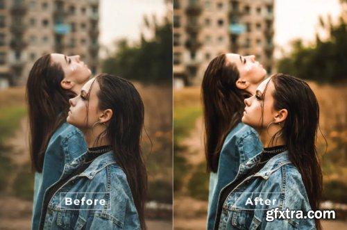 Impression Photoshop Action