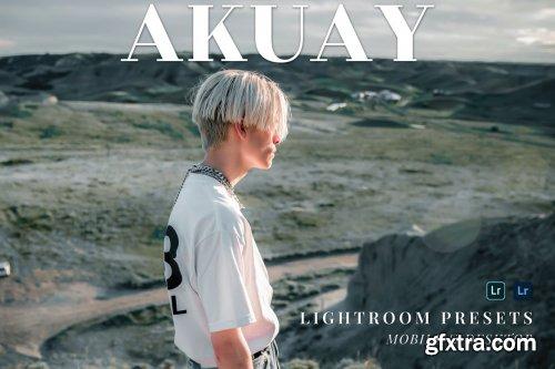 Akuay Mobile and Desktop Lightroom Presets