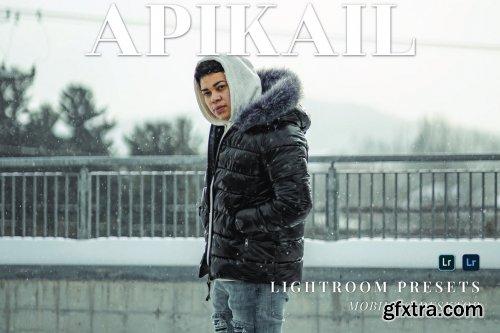 Apikail Mobile and Desktop Lightroom Presets