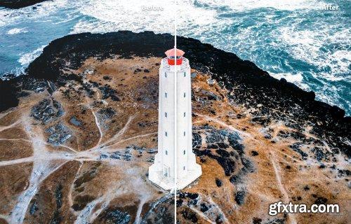Iceland Preset Pack | For mobile and Desktop