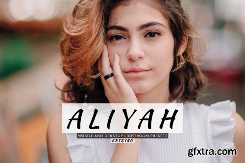 Aliyah Lightroom Presets Dekstop and Mobile