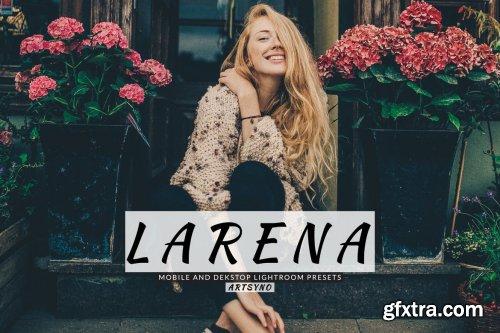 Larena Lightroom Presets Dekstop and Mobile