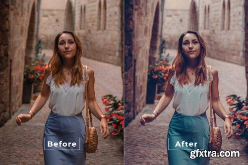 Smooth Photography Photoshop Action