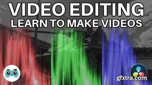 Video Editing Fundamentals: DaVinci Resolve 17 Crash Course