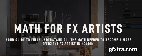 Rebelway - Math for FX Artists using Houdini