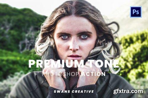 Premium Tone Photoshop Action