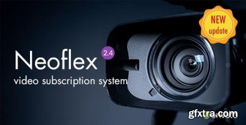 CodeCanyon - Neoflex v2.4 - Movie Subscription Portal Cms - 22817707 - NULLED