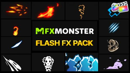 Videohive - Flash FX Pack 08   FCPX - 34132429 - 34132429