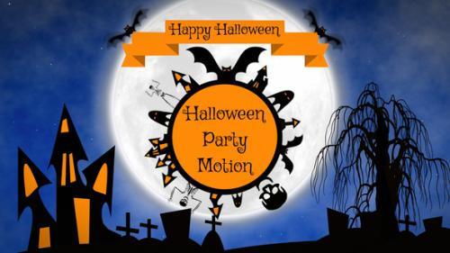 Videohive - Halloween Party - 34144753 - 34144753