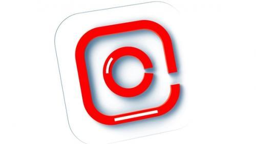 Videohive - Instagram Logo - 34146071 - 34146071