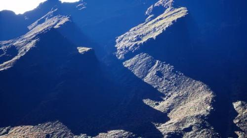 Videohive - Aerial Rocky Mountains Landscape Panorama - 34136975 - 34136975