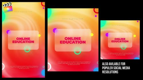 Videohive - Online Education - 34165487 - 34165487