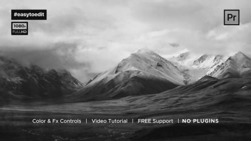 Videohive - Parallax Slideshow Template - 34194570 - 34194570