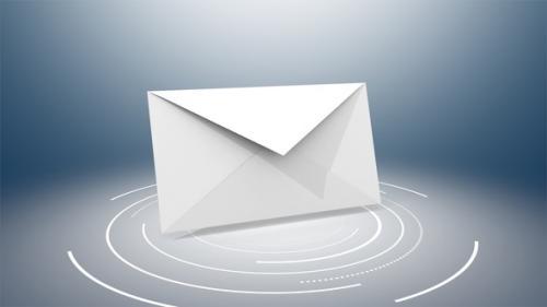 Videohive - Envelope Logo - 34212931 - 34212931