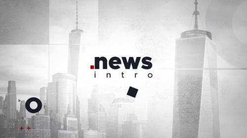 Videohive - Global News Intro Pro - 34215529 - 34215529