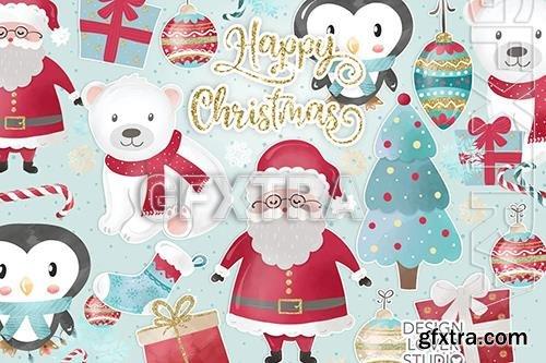 Happy Christmas design KKU47HS