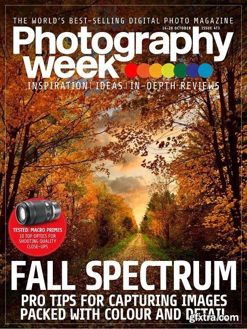 Photography Week - 14 October 2021