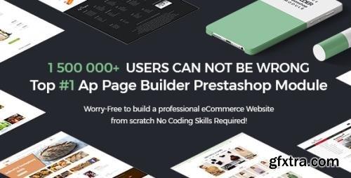 CodeCanyon - Ap Pagebuilder v2.4.3 - Prestashop Module - 21811715