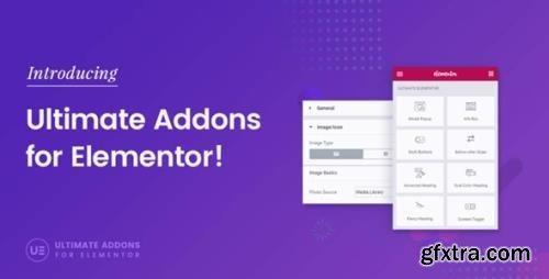 Ultimate Addons for Elementor v1.35.0 - NULLED