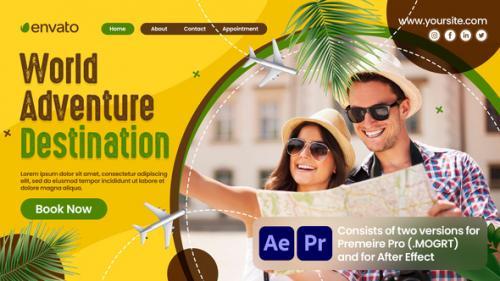 Videohive - Adventure Promo - 34173478 - 34173478