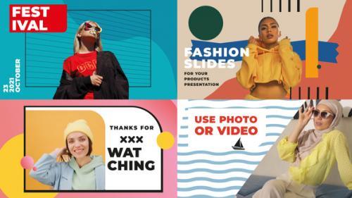Videohive - Fashion Slideshow    FCPX - 34201990 - 34201990