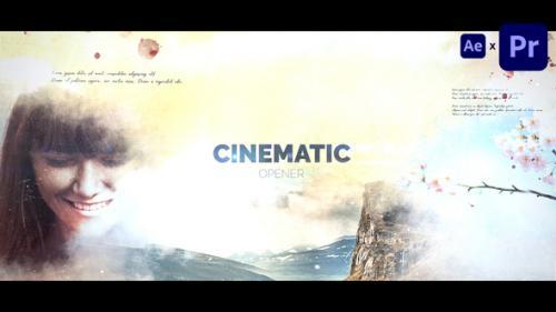 Videohive - Cinematic Opener - 34229153 - 34229153
