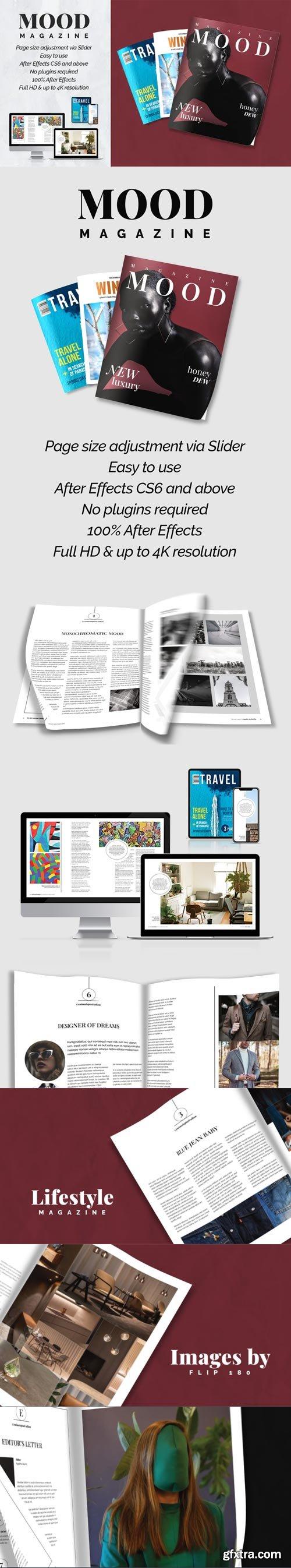 Videohive - Mood Magazine Promo - 34054293