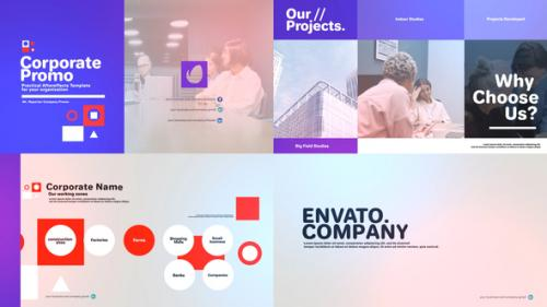 Videohive - Corporate Promo - 34221193 - 34221193