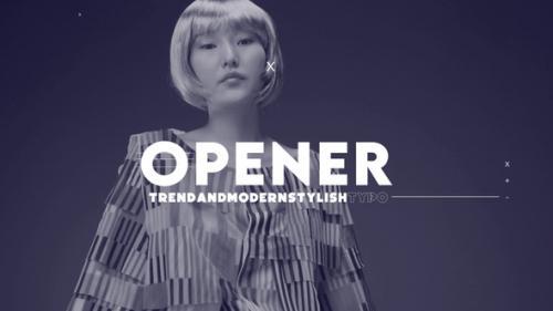 Videohive - Fashion Trendy Intro - 34222173 - 34222173