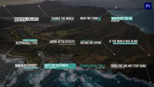 Videohive - Call Outs | MOGRTs - 34230618 - 34230618