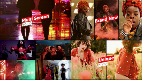 Videohive - Multi Screen Promo Pro - 34242218 - 34242218