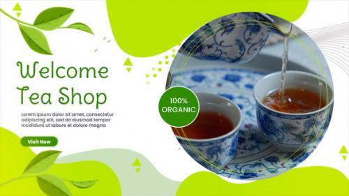 Videohive - Tea Promo | MOGRT - 34243584 - 34243584