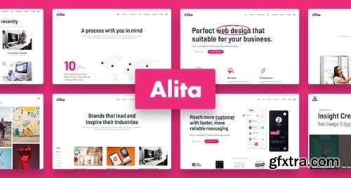 ThemeForest - Alita v1.0.1 - Web Studio WordPress Theme - 33452863