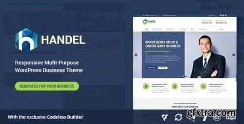 ThemeForest - Handel v1.7.5 - Consulting WordPress - 20506941