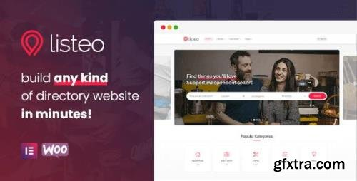 ThemeForest - Listeo v1.7.03 - Directory & Listings With Booking - WordPress Theme - 23239259 - NULLED