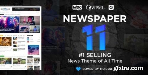 ThemeForest - Newspaper v11.3.1 - News & WooCommerce WordPress Theme - 5489609 - NULLED