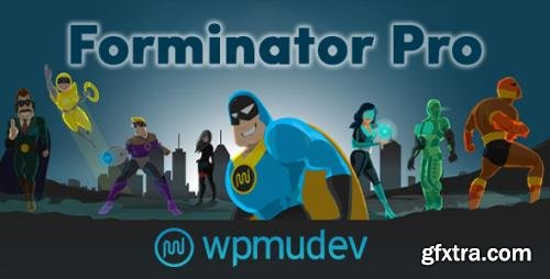WPMU DEV - Forminator Pro v1.15.4 - Easy-to-Create WordPress Forms