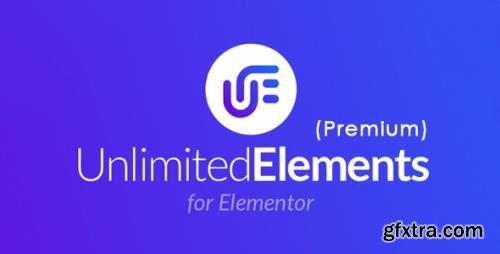 Unlimited Elements for Elementor (Premium) v1.4.85 - NULLED